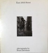 DAVIDSON Bruce, East 100th Street. Cambridge, Harvard University Press 1970