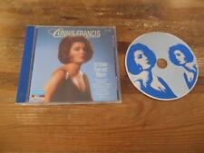 CD Pop Connie Francis - Schöner, fremder Mann (18 Song) SPECTRUM BLUE CHIP jc
