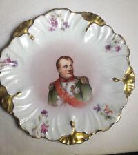 Antique Sevres Napoleon Portrait Cabinet Plate - OFFERS?