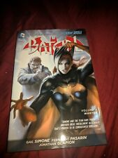 BATGIRL Volume 4 Wanted New 52 Collect #20-26 DC Comics HC Hard Cover Trade