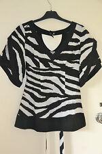 Karen Millen Hip Length V Neck Casual Women's Tops & Shirts