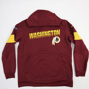 Washington Redskins Nike OnField Sweatshirt Men's Maroon Used