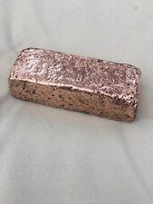 Copper Ingot Bar 1kg