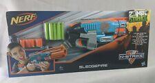 SUPER RARE DISCONTINUED Nerf N-Strike Zombie Strike SledgeFire A4326 Europe