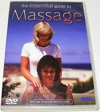 The Essential Guide to Massage----(Dvd)
