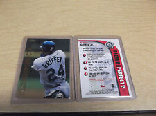 KEN GRIFFEY JR 1999 TOPPS #P1 PICTURE PERFECT INSERT MARINERS --STORE
