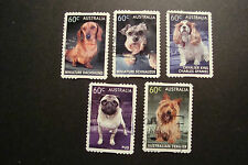 2013 Australia Self Adhesive Stamps~Top Dogs~Fine Used, UK Seller