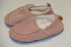 Clarks Maven Mia Pink warmed ladies slippers size 7/41 D