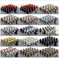 21pcs lot Star Wars 501st TROOPER clone Trooper Printed minifigures Lego MOC