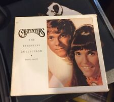 The Carpenters Essential Collection 4CD Box 1965-1997 OOP HTF