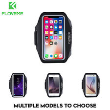 FLOVEME Armband Pouch Running Jogging Gym iPhone XS X 8 Plus 6S 7 Galaxy S9 S9+