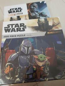 Disney star wars mandalorian Puzzle 1000 Pcs 70x 50 Cm