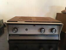 Vintage 1960's Heathkit Model AA-13 Mono 14 Watt Hi-Fi Tube Amplifier Powers Up