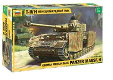 Zvezda 1/35 Panzer IV Ausf. H alemán medio tanque # 3620