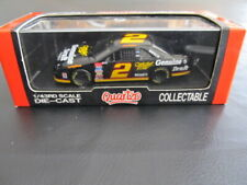 RUSTY WALLACE MILLER GENUINE DRAFT  #2 QUARTZO NASCAR 1/43 DIECAST CAR (NIB)