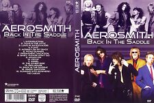 Aerosmith - DVD - Back in the Saddle - Live - DVD von 2011 - NEU & OVP !