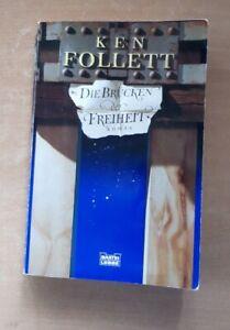 Die Brücken der Freiheit on Ken Follet, Gebundene Ausgabe,Verlag:Lübbe,gebraucht