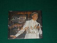 Andrea Bocelli – Concerto: One Night In Central Park cd + dvd