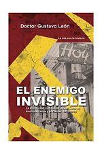 El enemigo invisible: La infiltracion comunista desde Cuba en A... Free Shipping