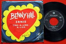 "BENNY HILL ERNIE 1971 UNIQUE LABEL RARE EXYUG 7""PS"