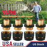 US Garden Hose Quick Connect Thread Tap Adapter Water Irrigation Coupling Pipe