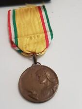 medaglia croce rossa italiana nominativa I guerra