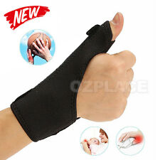 Medical Thumb Stabilizer Wrist Splint Brace Injury Support Sprain Arthritis Pain