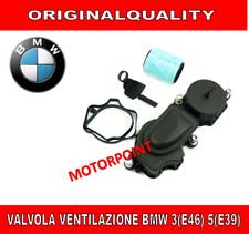 FILTRO RECUPERO VAPORI OLIO TURBO CARTER BMW 3 E46 5 E39 11127791552
