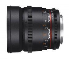 Samyang VDSLR 2,2 / 16 mm ES AS UMC CS II Objektiv Canon EOS M Neuware  EU-Ware