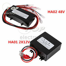 Battery equalizer HA01 HA02 used for 24V 48V lead-acid batteris Balancer charger