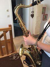 Antigua Tenor Saxophon, nie in Benutzung gewesen
