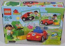 Lego Duplo voiture set 5793 neuf scellé