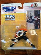 Eric Lindros 1996 Starting Lineup Philadelphia Flyers NHL