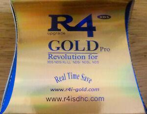 2021 R4 GOLD SDHCDS / 3DS / 2DS /NDSll Revolution +lecteur envoi de france