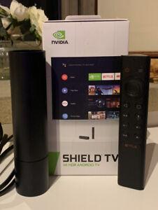 NVIDIA Shield TV (2019) 4K HDR Android TV & 128GB MicroSD Card