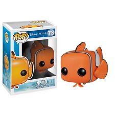 Retired NEMO Disney PIXAR Series 1 Orange Fish FUNKO POP #73  Box Not Mint