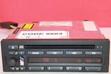 BMW Business cd radio reproductor estéreo de coche código E31 E36 E34 Z3 M3 M5 CD43 Garantía