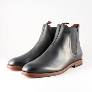 Hudson Tamper Boot - Black