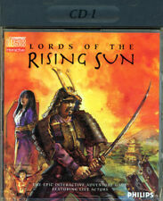 CDi Lords of the RISING SUN CD-I Philips Magnavox game CDI