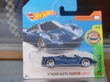 "Hot Wheels ""Brandneu 2017"" ´17 Pagani Huayra Roadster, OVP!"