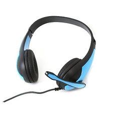 Auricular Gaming Omega freestyle Fh4008bl azul