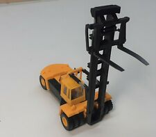 HO SCALE KIBRI SHIPPING CONTAINER HIGH LOADER CONSTRUCTION EQUIPMENT VEHICLE