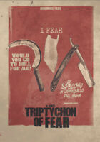 Triptychon of Fear   - DVD with slipcase, Black Lava