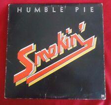 Humble Pie Smokin' LP Vinyl Record 1972 A&M Records