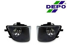 OE Replacement Fog Lights Pair New For 2009-2012 BMW F01 & F02 7 Series