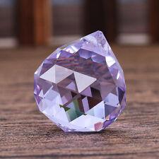16cm Chandelier Crystals Ball Prism Pendant Rainbow Cascade Suncatcher