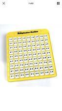 Lakeshore Multiplication Machine Interactive Learning Toy Math Homeschool