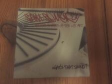 Sam Sever - What's That Sound '95 - 6 Track Single CD / Mo'Wax
