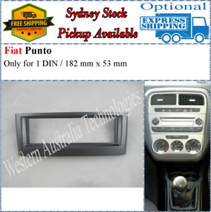 Fascia facia Fits Fiat Punto/ Linea Single One 1 DIN 2005-2007 Dash Kit