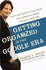 Getting Organized in the Google Era: How to Get Stuff out of Your Head-ExLibrary